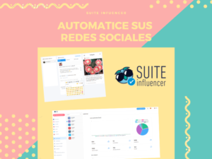 suite influencer - nubekit servicio